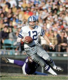 Greatest Dallas Cowboy of all times Roger Starbach