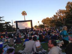 Street Food Cinema Festival in Los Angeles, CA