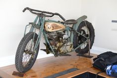 1929 Indian Scout hillclimber at the Indian Motorcycle Museum Of Australia opens on March 15 at 419 Newman Rd, Geebung. Read all about it on MotorbikeWriter.com (http://motorbikewriter.com/indian-motorcycles-museum-opens/).  Photos by David Cohen - Ultragraphics.com.au