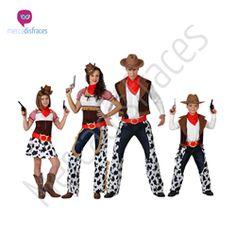 Disfraces para Grupos Vaqueros En mercadisfraces tu tienda de disfraces online, aquí podrás comprar tus disfraces para Carnaval o cualquier fiesta temática. Para mas info contacta con nosotros http://mercadisfraces.es/disfraces-para-grupos/?p=7