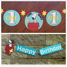 Check out this item in my Etsy shop https://www.etsy.com/listing/257853683/snoopy-party-package-snoopy-birthday