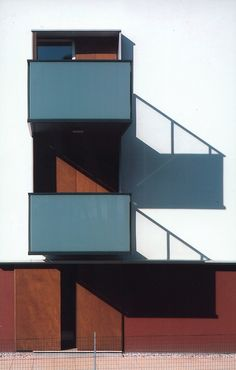 IFN 2/3/4 Housing | Gri e Zucchi | Archinect