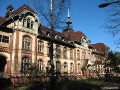 lostplaces - Vergessene Orte: Beelitzer Heilstätten