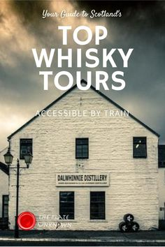 Read our complete guide to Scotland Whisky Tours, all accessible by train - no designated driver needed! Great for visiting on your own or as part of a group. #whisky #scotchwhisky #whiskytours #scottishtrips Distillery, Brewery, Glen Ord, Scottish Tours, Scotland Top, Highland Whisky, Scotland Travel Guide, Blended Whisky