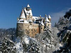 bran castle brasov romania | Bran Castle,near Brasov in Romania | My Imaginarium