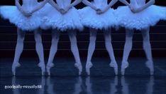 "goodgolly-missmolly88: "" Paris Opera Ballet's Four Little Swans. """