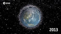 GLOBAL EXPERTS AGREE ACTION NEEDED ON SPACE DEBRIS There is an urgent need to remove orbiting space debris and to fly satellites in the future without creating new fragments, Europe's largest-ever space-debris conference announced today.  (esa - european space agency)