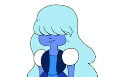 "I got Sapphire! Which ""Steven Universe"" Gem Should Be Your BFF?"