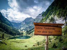 Wanderung von #Filzbach zum #Talalpsee #Habergschwänd #inLOVEwithSwitzerland Travel List, Adventure Travel, Places To Visit, Wanderlust, Hiking, Around The Worlds, Camping, Explore, Mountains
