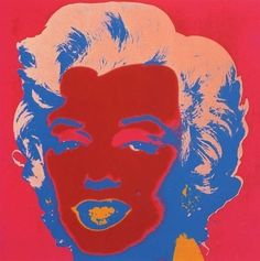 """Untitled from Marilyn Monroe (Marilyn)  Andy Warhol (American, 1928–1987)    1967. One from a portfolio of ten screenprints, Composition and sheet: 36 x 36"""" (91.5 x 91.5 cm). Gift of Mr. David Whitney. © 2013 Andy Warhol Foundation for the Visual Arts / Artists Rights Society (ARS), New York"""