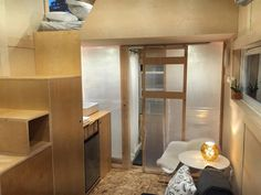 Kitchenette - Modern Tiny House in Gretna, NE