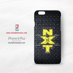 WWE NXT iPhone 6 Plus Cover Case