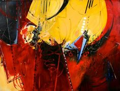 Abstract Art Videos Denise Athanas
