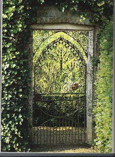 .garden gate