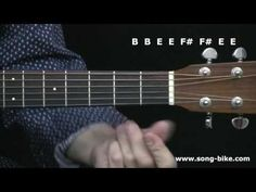 """The B Trick Guitar Lesson, featuring """"Sweet Caroline"""" by Neil Diamond ! - YouTube"""