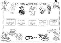 LA TRIPULACIÓN DEL BARCO