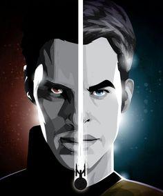 Kirk vs. Khan