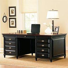 costco liberty executive desk