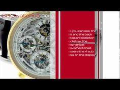#Chronoswiss Pathos CH7322 18K Gold & Steel Chronograph Skeleton #Watch