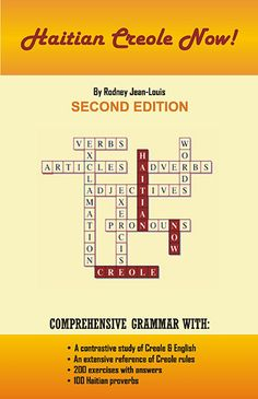Learn Haitian Creole | Haitian Creole Classes At The Creole Institute