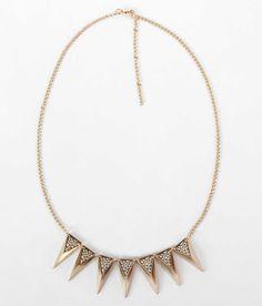 Daytrip Pyramid Necklace - Women's Accessories   Buckle