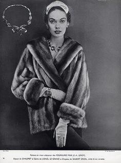 Nyc from vintage furs