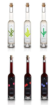 Bärg Marti I think these are assorted vinegars in great #packaging PD