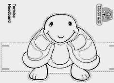 ESPAÇO EDUCAR: Desenhos e moldes de animais e personagens para contar histórias, usar como fantoches ou chapéus, moldes de eva etc