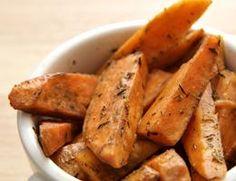 Baked Sweet-Potato Fries – Diabetes Food & Fitness – Health Monitor