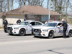 Barrie can afford its cops: police board chairperson - A think tank study says Barrie has more police officers than it needs, but local officials say it's based on a simplistic view of a complex issue.