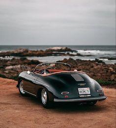 Retro Cars, Vintage Cars, Mercedes Classic Cars, Porsche 356 Speedster, Luxury Private Jets, Classy Cars, Vintage Porsche, Porsche Cars, Cute Cars