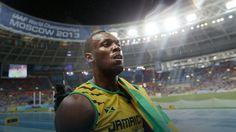 Usain Bolt: jestem gotowy na obronę moich tytułów