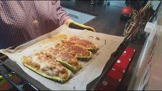 CALABACINES RELLENOS DE ATUN EN MAMBO!! - YouTube Quiche, Cooking, Breakfast, Carne, Robot, Youtube, Stuffed Zucchini, Cooking Recipes, Meals