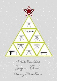 ES: ¡El equipo de JGorbe os desea unas felices fiestas! FR : Toute l'équipe de J.Gorbe vous souhaite de bonnes fêtes. EN: JGorbe team wishes you Merry Christmas!