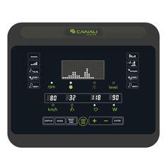 led tv canali system bike tv Cardio Equipment, Nordic Walking, Cross Trainer, Trainers, Bike, Led, Fitness, Italia, Tennis