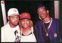 "The Source Magazine, Issue #67, April 1995. Coast II Coast. ""Boyz II Men's Nathan Morris, Yo-Yo and Kurupt of the Dogg Pound kick it at Super Bowl XXIX."" Hip Hop And R&b, 90s Hip Hop, Source Magazine, Hip Hop Quotes, Old School Music, Hip Hop Artists, My Music, Boy Bands, Superstar"