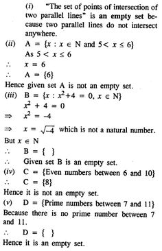 Selina Concise Mathematics Class 8 ICSE Solutions Chapter 6 Sets - CBSE Tuts Empty Set, Composite Numbers, Sets Math, Discrete Mathematics, Natural Number, Isosceles Triangle, Maths Exam, Prime Numbers, Class 8