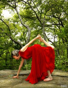 Beautiful yoga, #yoga, Master Tao Porchon Lynch, a 93-year-old yoga master, ballroom dancer, oenophile (lover of wine) and former actress and model will be inducted into the Guinness Book of World Records for being the oldest living yoga teacher—this Sunday, May 13, Mother's Day.