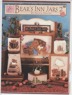 Bear's Inn Jars II Paula Walsh - soniartes pintura - Picasa Albums Web