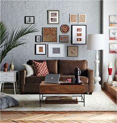 みなさんは、壁に写真やポスターなどは飾っていますか? 写真やポスターをただ飾るだけではなく、飾り方や配置次第でとってもおしゃれなインテリアの一部として大活躍しちゃうんです。海外にはおしゃれな壁を飾ったインテリア実例がたくさん!ぜひ参考に、おしゃれな壁面インテリアをお家に取り入れてみてください!