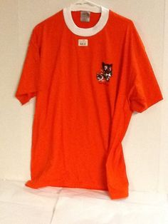 Boy Scouts Tiger Cubs Shirt Adult Size Medium or X Large Short Sleeves New! #OneitaPower50Plus #Shirt