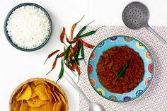 Chili con carne en c