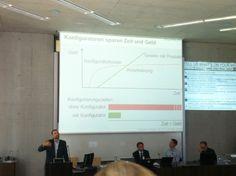 SIEMENS presentation @ MC 2012 Salzburg, Conference, Presentation, Money