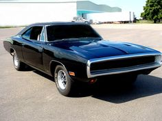 Aboud's 1970 Dodge Charger