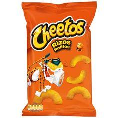 Snacks Milho Rolitos Sabor Queijo - Cheetos