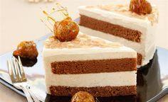Torte i kolači sa kestenom Chocolate Ganache, Vanilla Cake, Frosting, Thanksgiving, Cupcakes, Sweets, Baking, My Favorite Things, Food