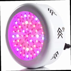 52.03$  Watch here - http://alidgg.worldwells.pw/go.php?t=32616877949 - 2016 NEW AC85V-265V  Plant LightLed Grow Light UFO LED Lamp UV IR Grow Tent Lighting For Flowering Plant