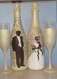 El Fanteziler: Düğün şampanya