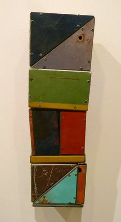Gallery Travels: Ted Larsen at Lesley Heller Workspace