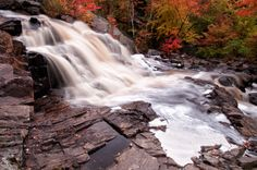 North Bay – Page 3 – photo. Great Shots, Adventure Time, Ontario, Natural Beauty, Places To Go, Waterfall, City, Nature, Pictures